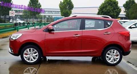 Giá xe tương đương 178 triệu đồng cho phiên bản thấp nhất, trở thành mức giá gây sốt tại thị trường Trung Quốc