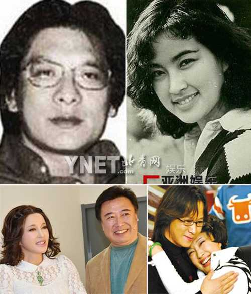 3 người chồng đã ly hôn của Lưu Hiểu Khánh: Vương Lập, Vương Quốc Quân, A Phong.