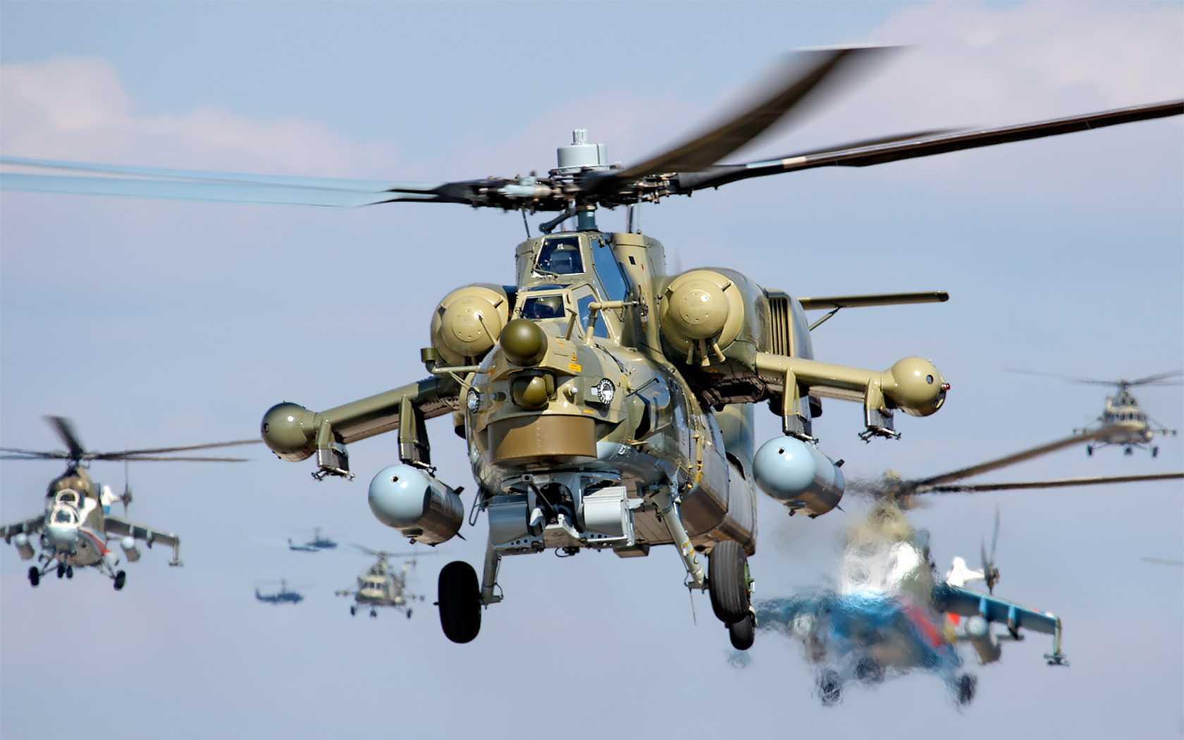 Trực thăng chiến đấu Mi-28