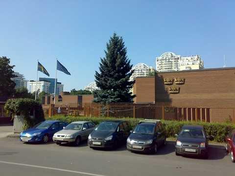 Đại sứ quán Thụy Điển ở Matxcơva