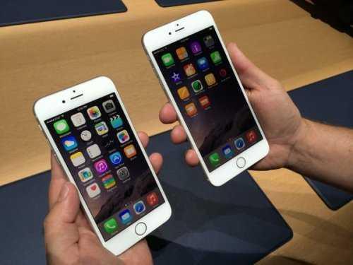 iPhone 6 và iPhone 6 plus là bộ đôi mới nhất của Apple