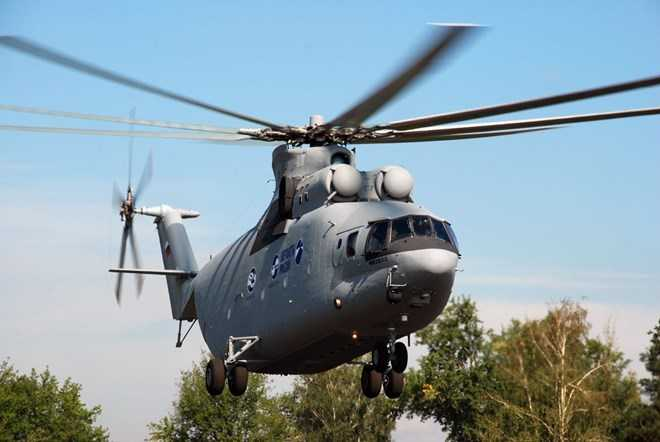 Trực thăng Mi-26T2 của Nga