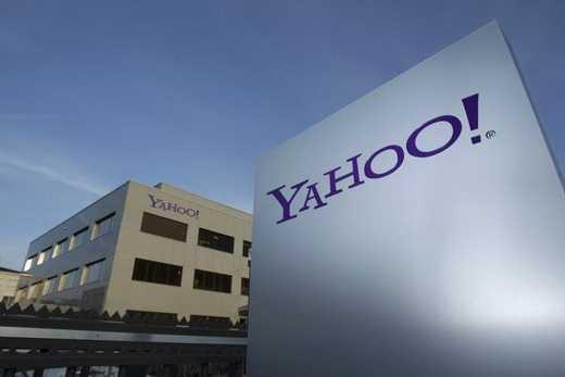 Yahoo từng là đứng hàng đầu về công nghệ của thế giới