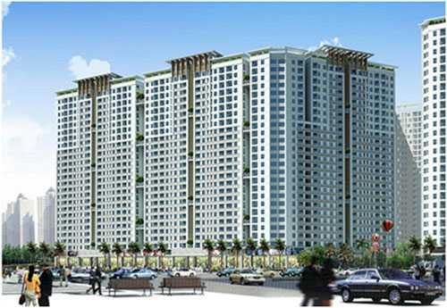 Dự án Xuan Mai Sparks Tower