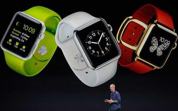 Apple Watch là một thất bại nặng nề