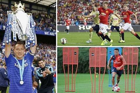 Chelsea vẫn mạnh nhất trong mắt các nhà cái