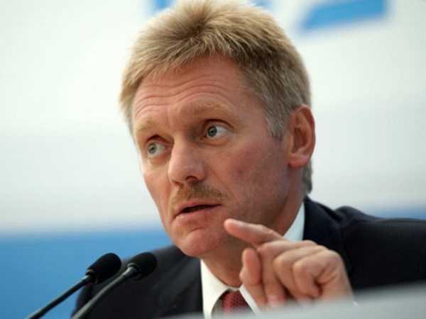 Người phát ngôn của Tổng thống Nga, ông Dmitry Peskov