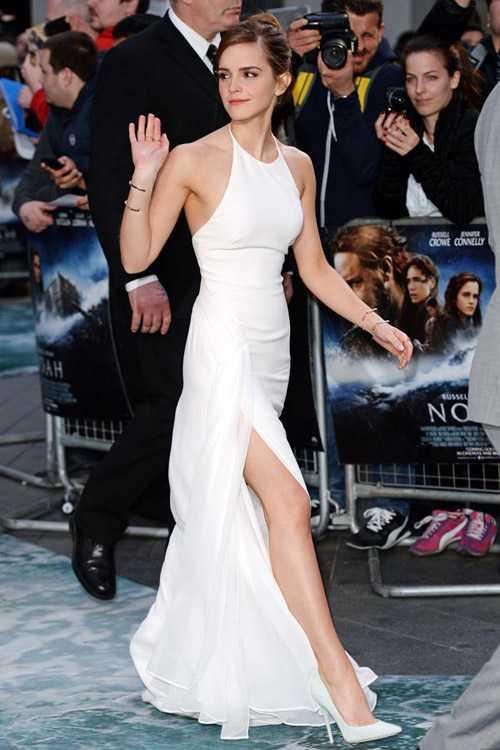 ... Emma Watson