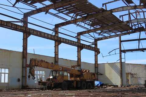 Bãi sửa tàu Đông Tác có dự kiến chuyển vào khu vực hoang phế của Vinashin Phú Yên.