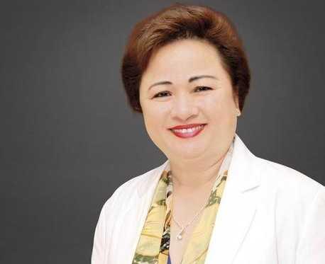 Bà Nguyễn Thị Nga – Chủ tịch HĐQT của Ngân hàng TMCP Đông Nam Á (SeAbank)