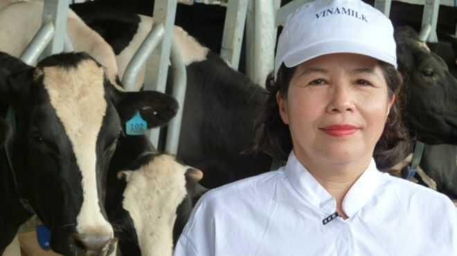 Chân dung huyền thoại Mai Kiều Liên - Cựu Chủ tịch HĐQT, Tổng giám đốc Công ty Cổ phần Sữa Việt Nam (Vinamilk)