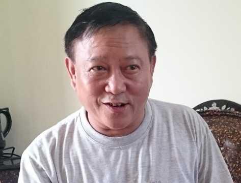Ông Ngô Đức Ảm – Giám đốc Công ty TNHH MTV Thương mại du lịch Điện Biên.