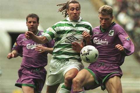 Henrik Larsson có 1 sự nghiệp lừng lẫy nhưng anh cũng ra mắt không như ý tại Celtic