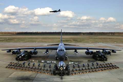 B52 - 'Pháo đài bay' của Không quân Mỹ