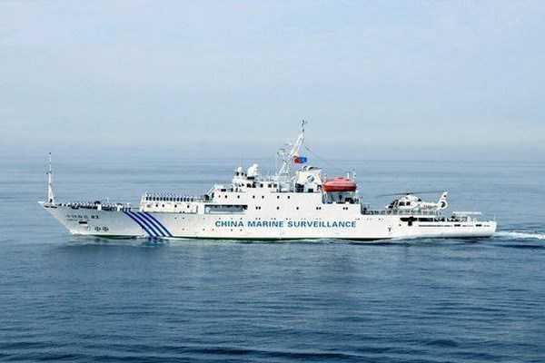 Một tàu hải giám của Trung Quốc