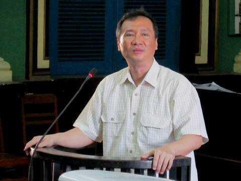 Bị cáo Nguyễn Thành Chơn