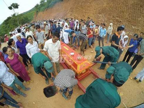 Vụ thảm sát gây rúng động dư luận cả nước