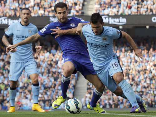 Đại chiến Man City-Chelsea diễn ra ngay tại vòng 2 Premier League