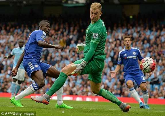 Ramires ghi bàn nhưng không được công nhận