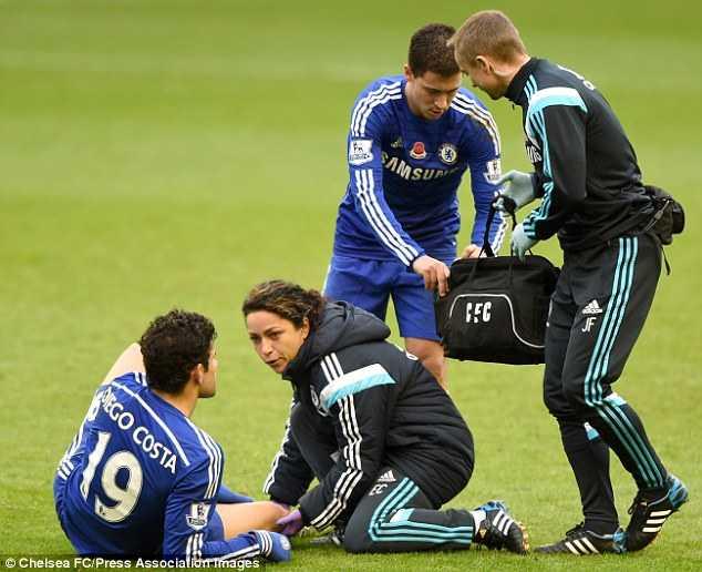 Eva Carneiro bị Mourinho cấm theo đội