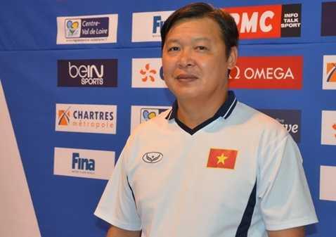 Huấn luyện viên Đặng Anh Tuấn