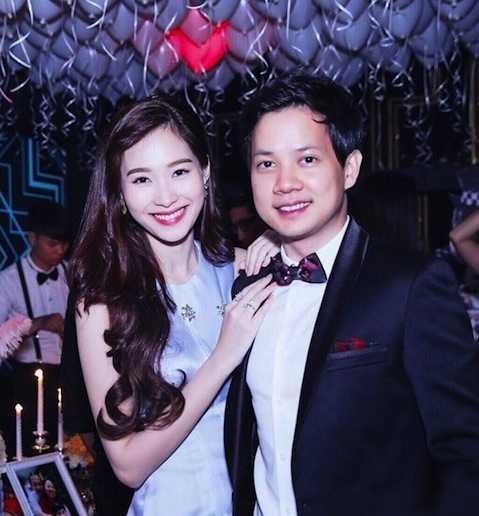 Tăng Thanh Hà và Louis Nguyễn mới của showbiz