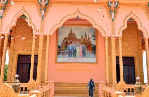Tài sản thực sự của ông Trầm Bê lớn cỡ nào chưa ai rõ nhưng ông đã xây dựng 9 ngôi chùa với số tiền lên đến hơn trăm tỷ đồng