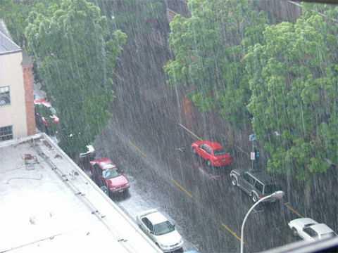 Từ chiều mai, các tỉnh Bắc Bộ sẽ có mưa rào. Ảnh minh họa