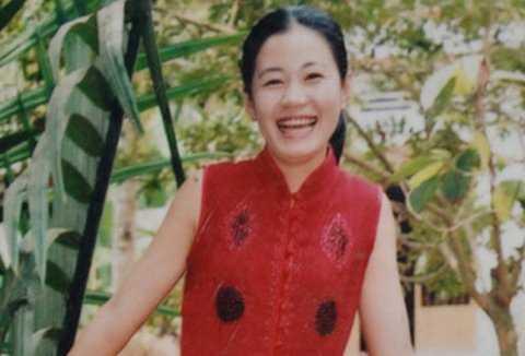 Chị Nguyễn Thị Phượng trẻ trung xinh đẹp trước khi phát bệnh - Ảnh: NVCC