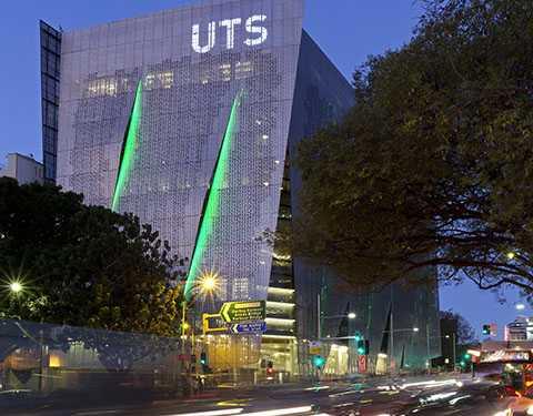 Tòa nhà thông minh của Đại học Kỹ thuật Sydney (Úc)
