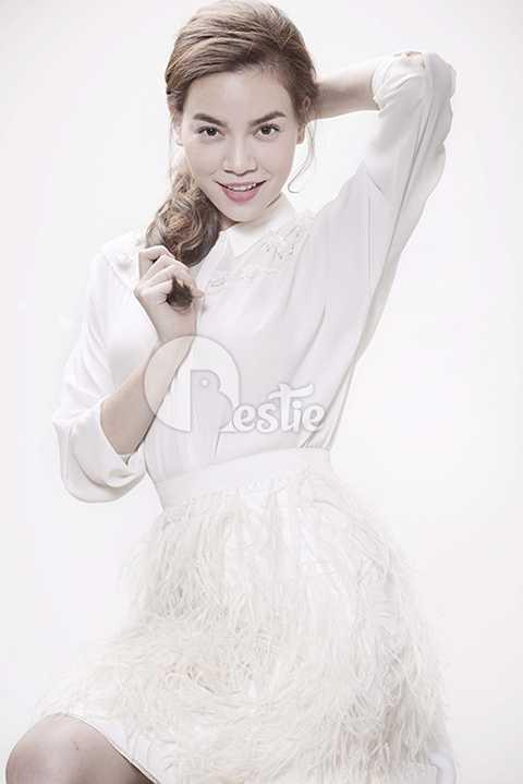 Nữ ca sĩ Hồ Ngọc Hà đã phát triển hình ảnh cá nhân theo mô hình nghệ sĩ giải trí hội tụ nhiều kỹ năng từ thanh nhạc, vũ đạo cho tới thời trang tạo nên những màn trình diễn đẳng cấp.