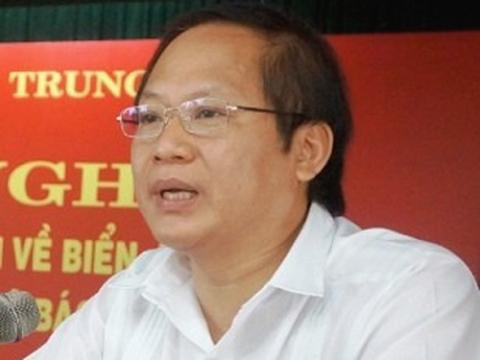 Thứ trưởng Bộ TT&TT Trương Minh Tuấn