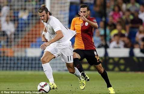 Man Utd quay lại với Gareth Bale