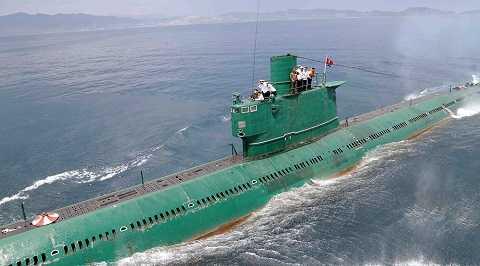 Tàu ngầm Triều Tiên