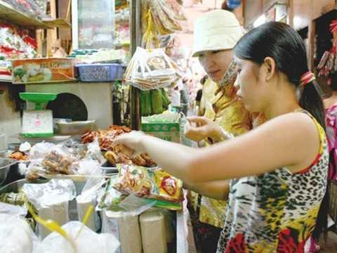 Giá mâm đồ ăn chay dao động từ 600.000 đến 1,5 triệu đồng