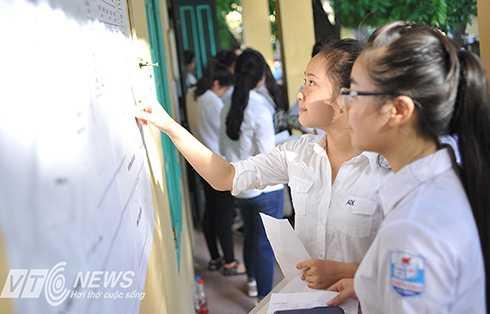 Điểm chuẩn các trường đại học trên cả nước được cập nhật liên tục