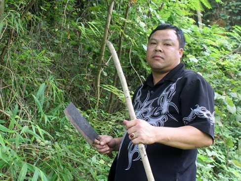 Ông lang Lục Xuân Út