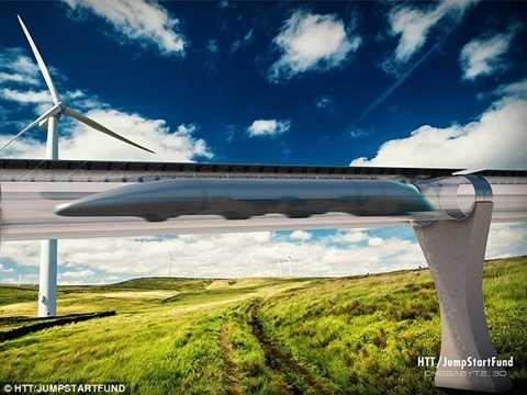 Dự án này sẽ thay đổi hoàn toàn công nghệ tàu hỏa của thế giới?