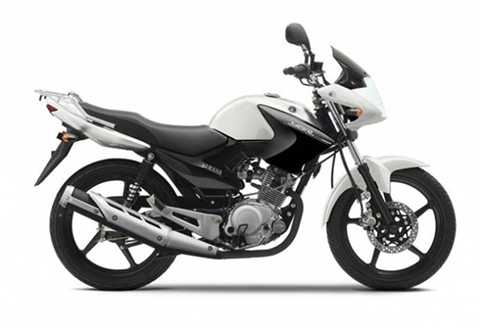 Yamaha YBR 125.