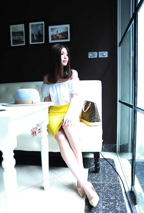 Đối với á hậu Diễm Trang, gia đình luôn là nơi quan trọng và ấm áp nhất của mỗi người phụ nữ
