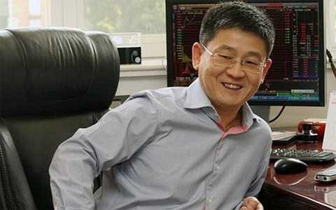 Ông Liao Hong, Chủ tịch Nhân dân Nhật báo điện tử.