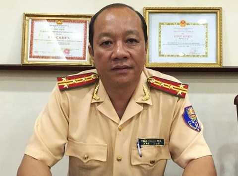 Đại tá Trần Thanh Trà