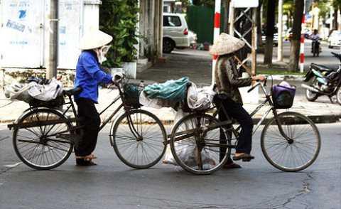 Kinh tế Việt Nam tụt hậu không còn là nguy cơ mà là đã và đang xảy ra - Ảnh minh họa