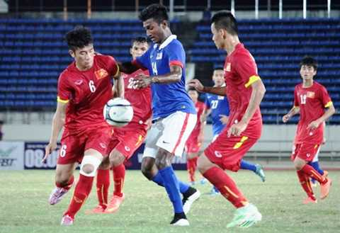 Chờ U19 Việt Nam sắc bén hơn ở trận đấu với U19 Singapore