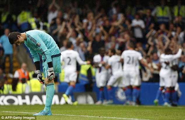 Chelsea thua sốc Crystal Palace là hồi chuông cảnh báo cho Mourinho