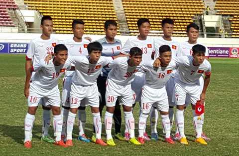 U19 Việt Nam đang chiếm lợi thế trong việc giành vé vào bán kết.