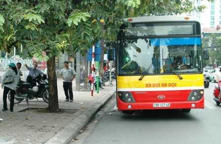 Nhiều tuyến xe buýt tại Hà Nội chuẩn bị có sự thay đổi.