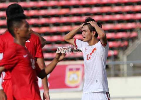 Vẫn còn cửa khiến U19 Việt Nam bị loại (Ảnh: Vân Hà)