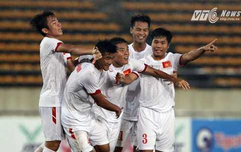 U19 Việt Nam-U19 Lào: U19 Việt Nam tự tin hướng đến trận chung kết