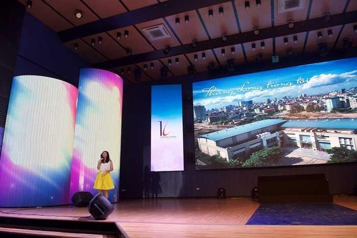 Diễn viên Kim Oanh chia sẻ rất ấn tượng với những clip của sinh viên Đại học Thăng Long